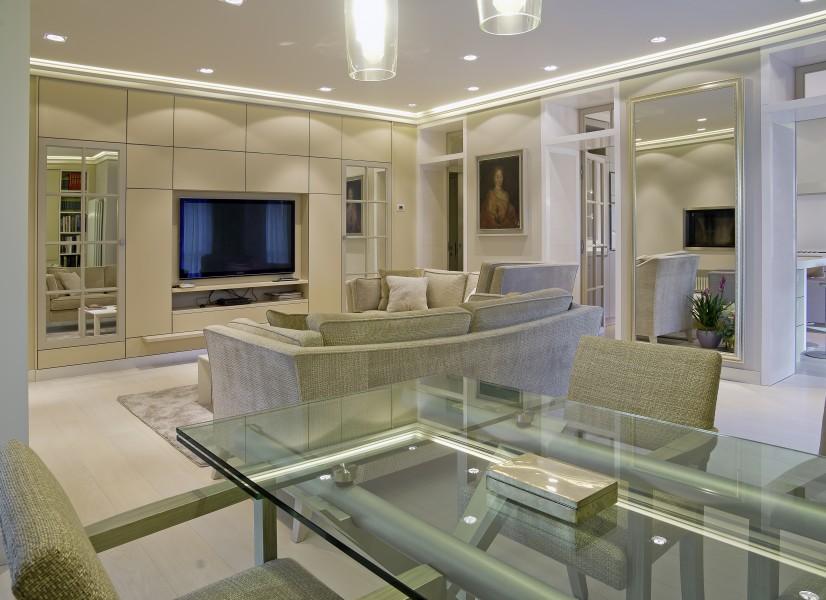 Ferr arredamenti appartamento moderno realizzazioni for Piani di appartamenti moderni