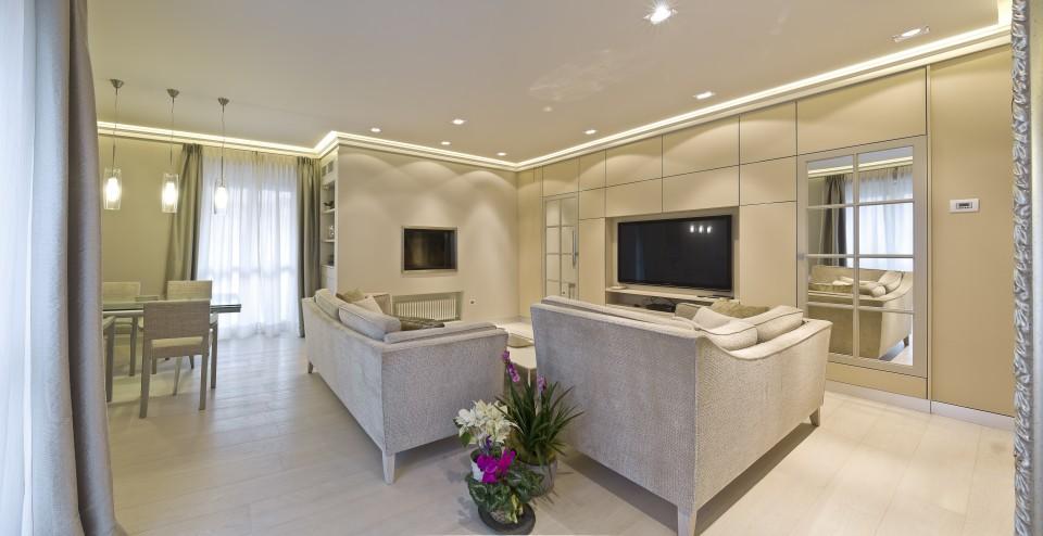 Ferr arredamenti appartamento moderno realizzazioni for Arredamenti per ingresso appartamento