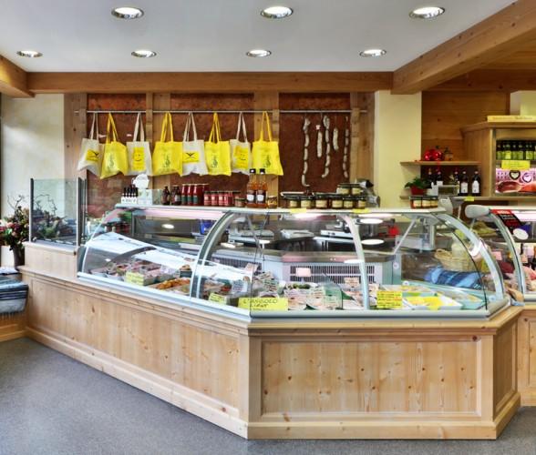 Ferr arredamenti realizzazioni spazi commerciali for Arredamento gastronomia