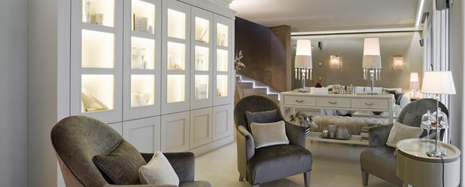 Ferr arredamenti soggiorni ambienti - Cucine salone unico ambiente ...