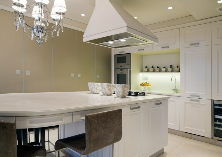 Ferr arredamenti appartamento stile classico for Case di architetti moderni