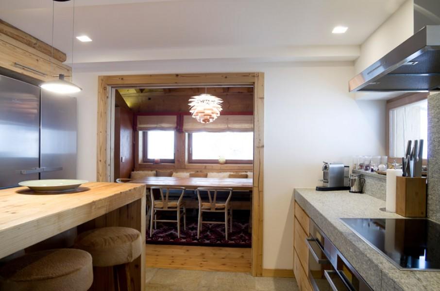 Ferr arredamenti chalet di montagna realizzazioni for Piani casa degli ospiti cottage