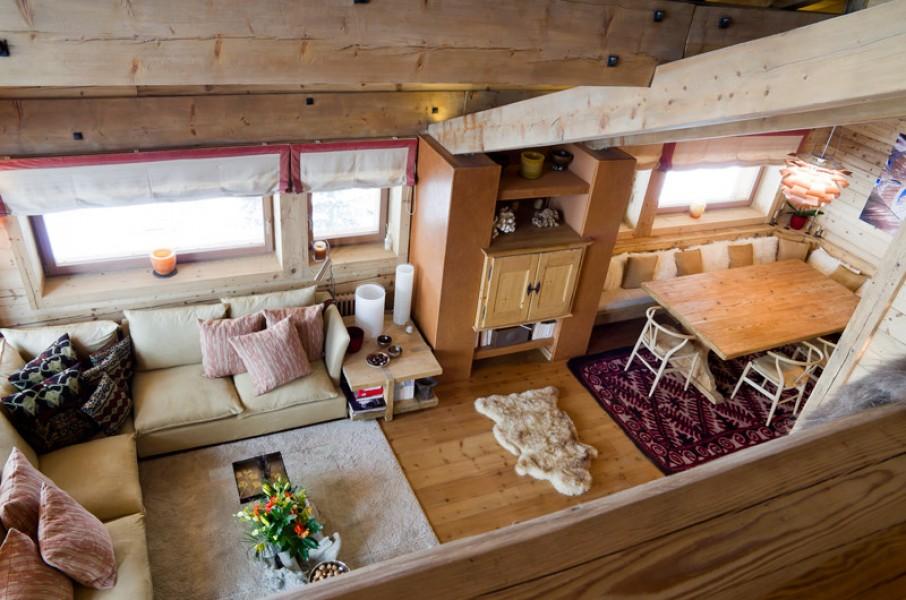 Ferr arredamenti chalet di montagna realizzazioni for Design interni case piccole
