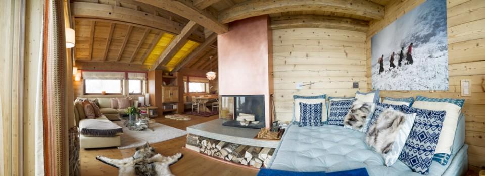 Ferr arredamenti chalet di montagna realizzazioni for Chalet arredamento