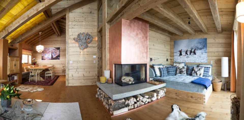 Ferr arredamenti chalet di montagna realizzazioni for Immagini di arredamenti case